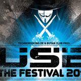 The Brutal And Sadistic Show aka Minupren & Stormtrooper @ USB Festival Butan 17.08.2012