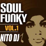 Nito Dj Studio Soul Funk Disco Mix @ Tom Tom Studio