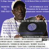 MIX RAY SOUND # 4 with Elders of Jamaican music, L. Perry E. Ranglin G. Anderson Prince Buster & +