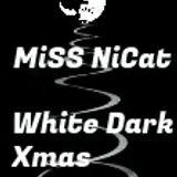 MiSS NiCat White Dark XMas Session