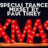 Xmas special trance mixset by Paul Threy (24.12.2017)
