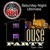 The Saturday Night Ultimate House Party Show - Mix #8 by DJ Harry A! - 4/21/2018