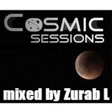 Cosmic Sessions #1 (mixed by Zurab L)