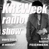 KREWeek Radio Show #4 @Radio Feierwerk m92,4 vom 23.06.2017