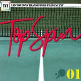 Topspin #01 - Extreme Musical Ping-Pong with L'ouie Gourmande