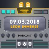 Leon Immense - Pounding Tekkno Podcast #60