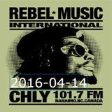 Rebel Music International 2016-04-14