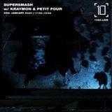 Supersmash w/ Kraymon & Petit Four - 25th January 2020