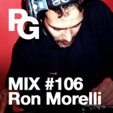 PlayGround Mix 106 - Ron Morelli