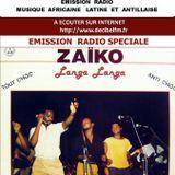 emission de Black Voices spéciale ZAIKO LANGA LANGA  sur RADIO DECIBEL dans le LOT MAI 2016