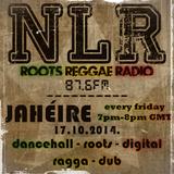 NLR 87.6fm - Roots Reggae Radio 17.10.2014.
