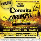 CLUB-ALLURE-LIVE-2016.05.14-CORONITA-VS-MINIMAL-SZEZONZARO
