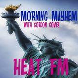 Morning Mayhem Heat Fm New York 12th July 2018