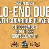 "Lo-End Dub ""Live and exclusive session"""