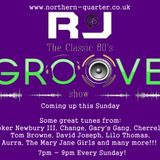 """RJ's """"Classic 80's Groove"""" Show, Sunday 28th September 2014, www.northern-quarter.co.uk"""
