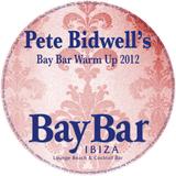 Pete Bidwell Bay Bar Warm Up 2012