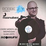 Robbie Jay - Moonvibes Podcast [092] on InsomniaFM (House Set)