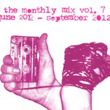 Monthly Mix #25 - July 2012