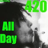 """""""Roots Reggae 4/20 mix"""" (""""One Take & One L"""" VERSION)- by """"The Architect"""" DJ Phonz"""