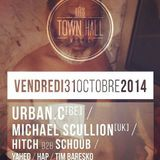 2014.10.31 - Tim Baresko @ Town Hall Music - Lille, Fr