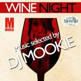 Live Dj Mookie At Monella's Wine Night at Moca Club