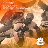 DJ Tennis - Robot Heart - Burning Man 2014