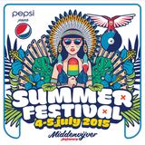 Klingande, Oliver Heldens, Basto & Robin Schulz live @Summerfestival 2015