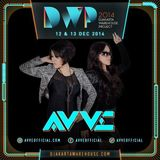 Rock The Night #4 - AVVE Live at Djakarta Warehouse Project 2014