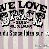 We love Ibiza in Equinox Radio Barcelone set 28/09