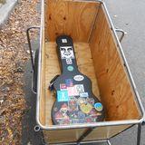 Urban Swamp Art Cart live @ Club Divine (01/18/13)