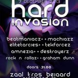 Machiazz @ Hard Invasion (Liveset) (LQ)