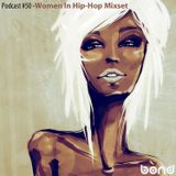 WIB # 50 - Women in Hip-Hop Mixset
