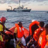 Zivile Seenotrettung im Mittelmeer & ihre Kriminalisierung