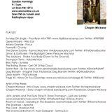 Tracey Edges - Sunday Girl (no.126) 21/02/16