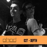 #027 - Depth - DnB