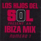 Los Hijos del Sol Ibiza Mix Numero Siete