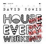 David Zowie - House Every Weekend (Set Remix Dj Lucas)