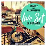 SHAMWEY AND MAXIMUMBEATZ EL BUCANER LIvE SET 29.07.19