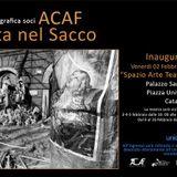 """""""La festa nel sacco"""" mostra fotografica organizzata da ACAF"""