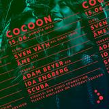 Adam Beyer b2b Ida Engberg  - Live At Cocoon, Amnesia, Ibiza (DCR256) - 15-Jun-2015