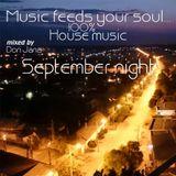 Don Jana - September Night