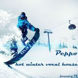 peppo - hot winter vocal house (january 2014)