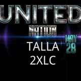 Talla 2XLC at United Nation, 360E, Mexico city - may 28th 2016
