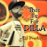 This 1's For DILLA