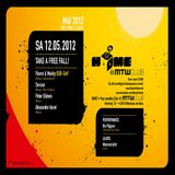 Pierre b2b Marky @ Home-Take A Free Fall! - MTW Offenbach - 12.05.2012 - Part 2