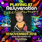 Rejuvenation Breakbeat Bar 10th Nov 2018