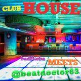 badSkoba MEETS @beatdoctor63 IN CLUB HOUSE