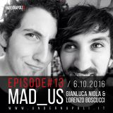 Episode #13 Mad_Us