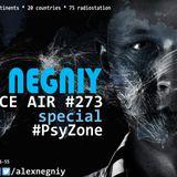 Alex NEGNIY - Trance Air #273 [ #PsyZone special ]