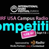 IRF Submission for the Best US College Music Radio Show - 2